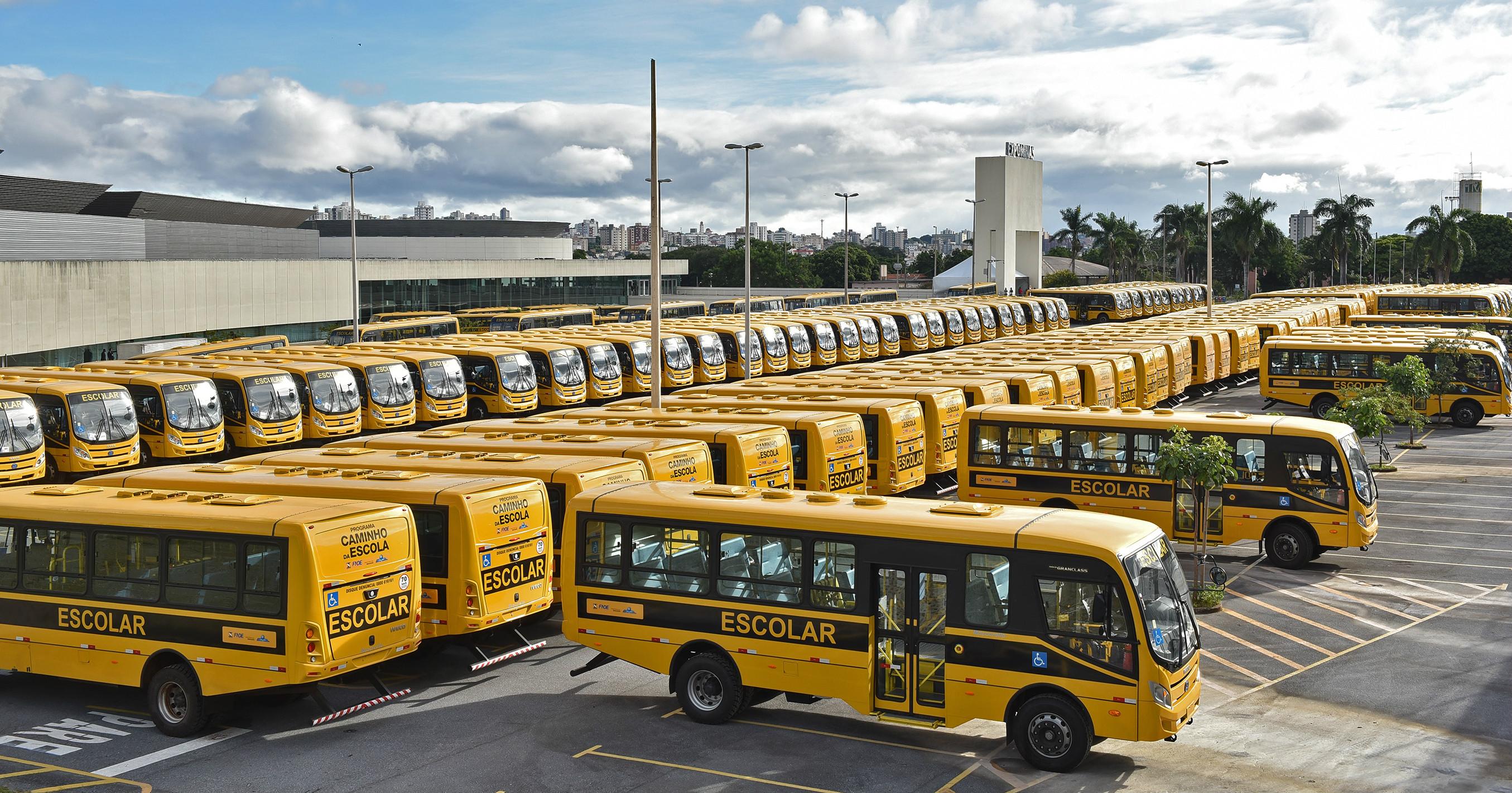 IVECO BUS school buses