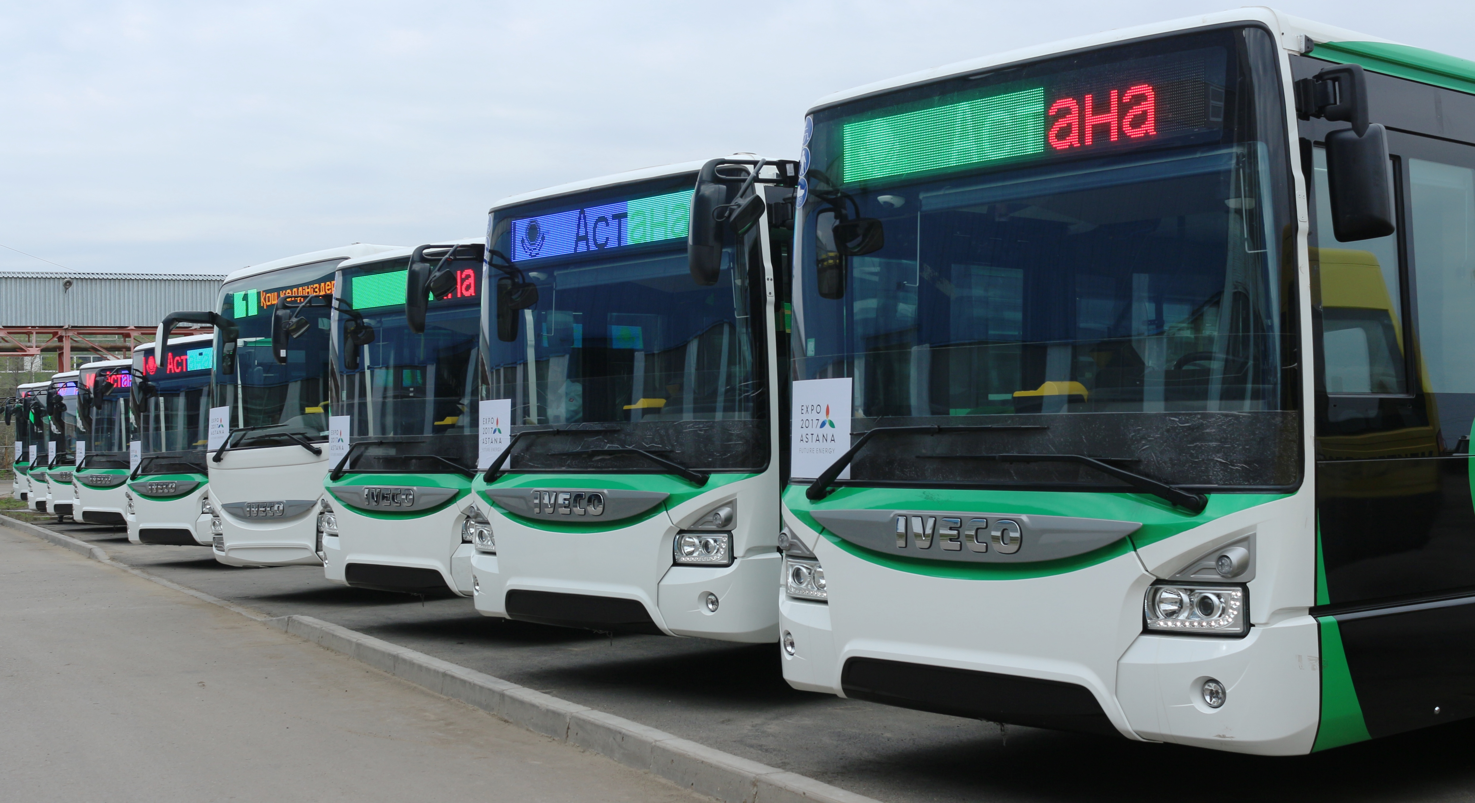 IVECO_BUS_delivery_Astana