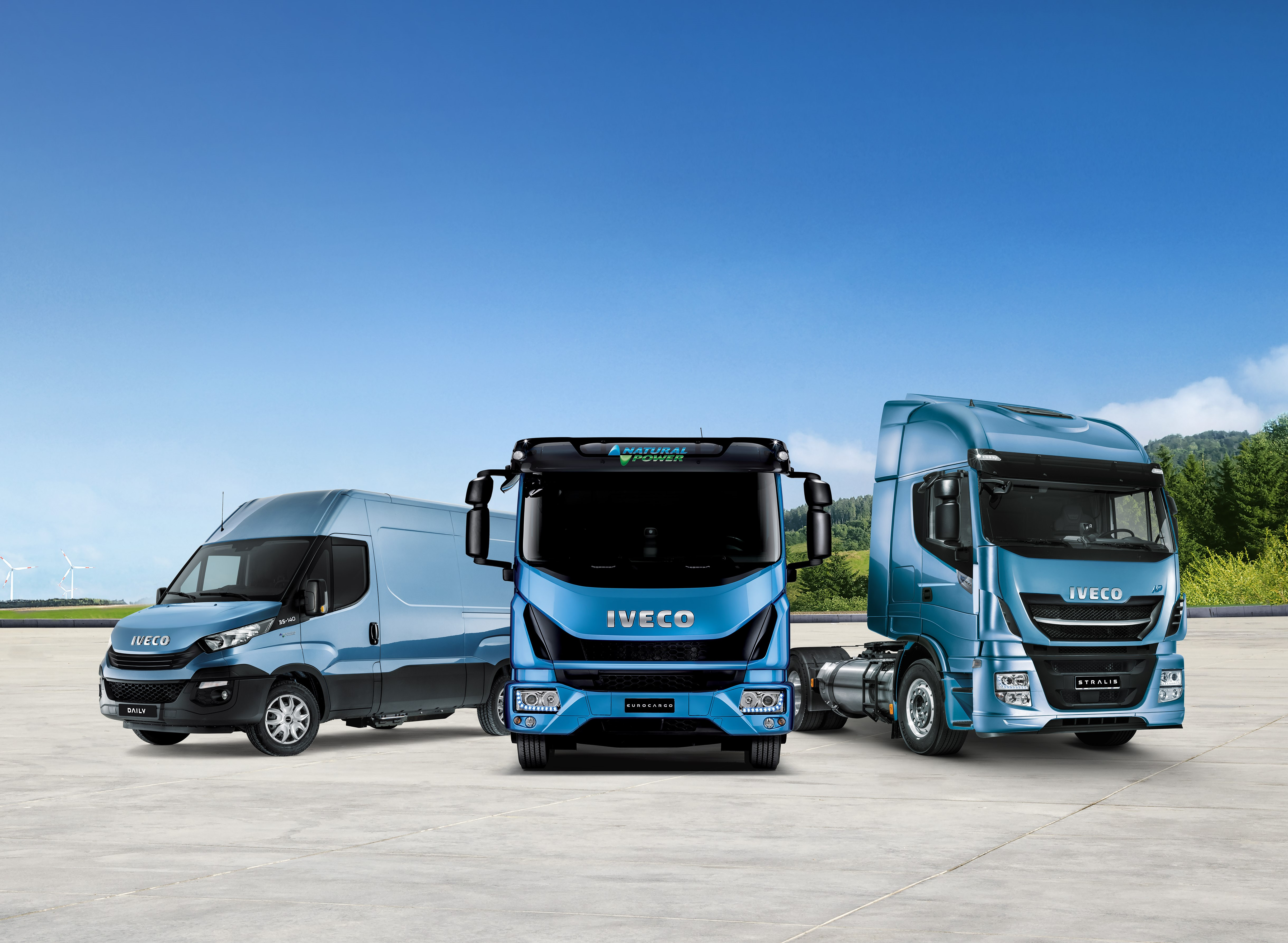 IVECO_CNG range